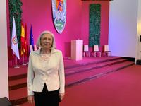 Teresa Catalán reivindica la música  como un bien social