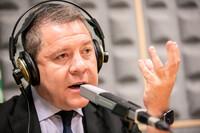 No cree que la elección de Rodríguez sea para ser su rival