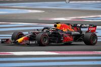 Verstappen domina el último libre de Francia