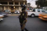 Impactan dos proyectiles en la 'Zona Verde' de Bagdad