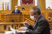 El PSOE saca adelante la ley de gestión de fondos de la UE