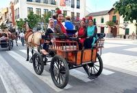 Los artistas de Calzada alcanzan el éxito en sus fiestas