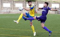 El Palencia Cristo Atlético B se impone al Carejas Paredes