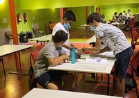12 adolescentes se inician en el diseño de videojuegos