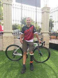 Un nuevo reto para el ciclista adaptado Guillermo Prieto