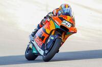 Raúl Fernández se lleva una pole de récord en Moto2