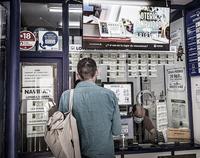Arranque desigual de la venta de Lotería de Navidad en Soria
