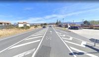 Avanza la conexión peatonal de San Cristóbal y Segovia