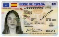 El nuevo DNI europeo ya está en vigor en Navarra