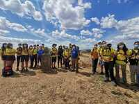 La Ruta Inti llega a Soria y hace parada en Numancia