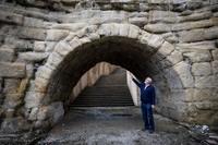 Alertan del deterioro rampante del puente romano de Cerezo