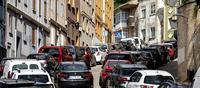 El Ayuntamiento sopesa la zona azul en el Casco Alto
