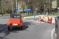 La calle San Gabriel reabre al tráfico tras acabar las obras