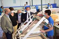 La región celebra la integración laboral de la discapacidad