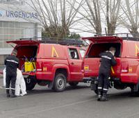 La UME realizará un ejercicio contraincendios en Cebreros