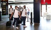 Suspendida la concentración de la selección española