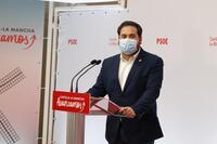 El PSOE celebra un dato de paro «terriblemente importante»