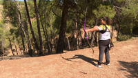 Una tudelana, al europeo de Croacia de Tiro con Arco