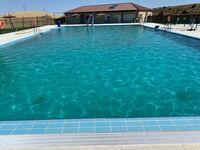 Santa María del Cubillo inaugura su flamante piscina