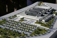 Licitadas las obras del nuevo Hospital de Puertollano