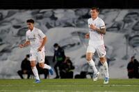 El Real Madrid anuncia que Kroos sufre una pubalgia