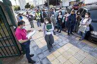 Burgos, la que más docentes recibe tras aprobar oposiciones