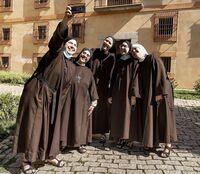Monjas 4.0 para la patrona de Segovia