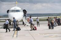Burgos, único aeropuerto de la región sin vuelos a las islas