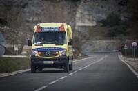 Muere atropellado por un camión en Castrillo de la Vega