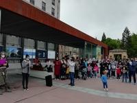 Soria se solidariza con el pueblo palestino