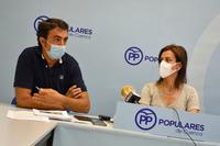 El PP denuncia que el PSOE y CnU exprimen a los conquenses