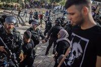 Turquía plantea enviar 'cascos azules' a territorios palestinos
