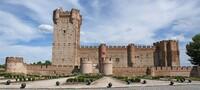 Desierta la convocatoria para dirigir el Castillo de la Mota