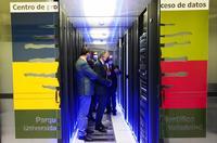 Centro de Proceso de Datos del Parque Científico de la Universidad de Valladolid
