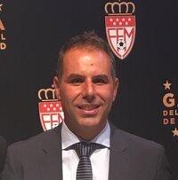 José María Rico será el técnico del Villarrubia