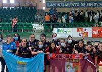 El Segosala asciende a la Segunda División Femenina