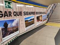 Imágenes icónicas para promocionar la provincia en Madrid