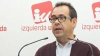 Juan Ramón Crespo, reelegido con un 92,2% al frente de IU