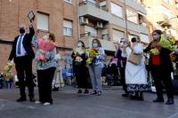 Homenaje a Paco Hurtado y Javier  Poveda en El Pilar