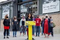 La CUP pide responsabilidad política a ERC y Junts