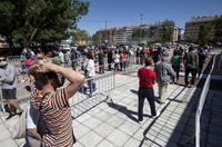 Segundas dosis a los de 59 y 58 años este domingo en Burgos