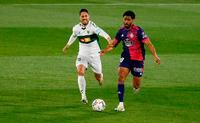 Imágenes del Elche-Real Valladolid