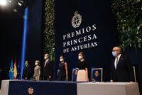 Ceremonia de entrega de los Premios P...