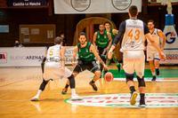 Albacete Basket ganó al Marbella