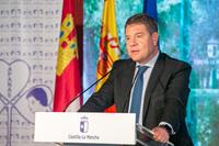 Page reivindica una ley de armonización fiscal sin presiones