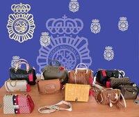 Tres detenidos por robar bolsos valorados en 20.000 euros