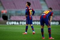 El Barcelona se despide de la Liga