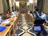 Visto bueno a los presupuestos municipales para 2021