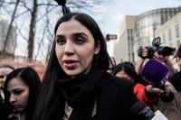La esposa del 'Chapo', culpable de narcotráfico y blanqueo