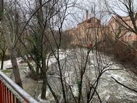 Crecida del Río Eresma
